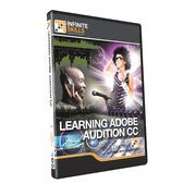 Buy Infinite Skills - Learning Adobe Audition CC MAC - 1 Install (Download Delivery)