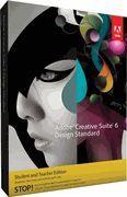 Buy Adobe Creative Suite 6 Design Standard Student and Teacher Edition MAC - 1 Install (D