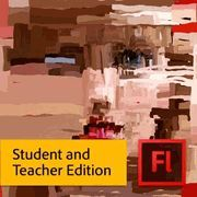 Buy Adobe Flash Professional CS6 Student and Teacher Edition -1 Install (Download Deliver