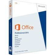 Buy Microsoft Office Professional 2013 SP1 -1 Install (Download Delivery)