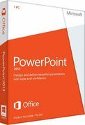 Buy Microsoft PowerPoint 2013 SP1 -1 Install (Download Delivery)
