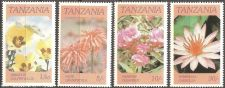 Buy Tanzania: Scott No. 315-318 (1986) MNH Complete 4-value set