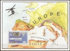 Buy Gibraltar: Scott No. 364 (1980) MNH Souvenir Sheet