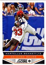 Buy Martellus Bennett #38 - Bears Score 2013 Football Trading Card