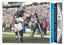 Buy Cam Newton - Panthers 2013 Score Football Trading Card #27