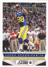 Buy Lance Kendricks #174 - Rams 2013 Score Football Trading Card