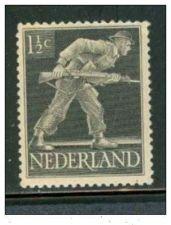 Buy Netherlands 262-5 Liberation 1944 mnh