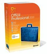 Buy Microsoft Office 2010 Professional - 1 Install (Download Delivery)