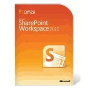 Buy Microsoft SharePoint Workspace 2010 -1 Install (Download Delivery)