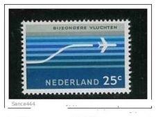 Buy Netherlands 25c plane mnh ????