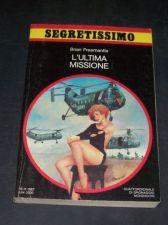 Buy Italian book Segretissimo n. 1084 L'ultima missione libro