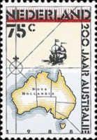 Buy Netherlands 736 Australia Bicentennial mnh 1988