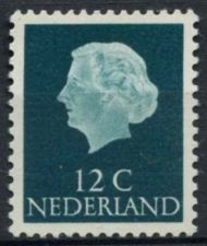 Buy Netherlands 12c Queen Juliana mnh 1953