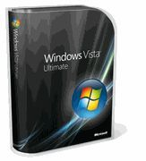 Buy Microsoft Windows Vista Ultimate with SP2 (32/64-bit) -1 Install (Download Delivery)