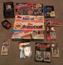 Buy 1991 Topps Traded Complete Unopened Set