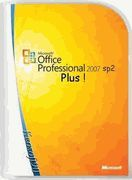 Buy Microsoft Office Professional Plus 2007 with SP2 (32/64-bit) -1 Install (Download Del