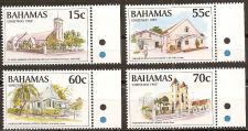Buy Bahamas Christmas Issue 1995 MNH, Complete 4-value Set