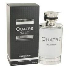 Buy Quatre Cologne by Boucheron 3.4 oz Eau De Toilette Spray