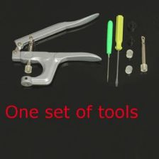 Buy snap button plier tool kit