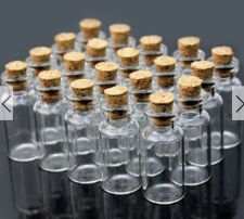 Buy 30PCS CLEAR Wishing Glass Bottle