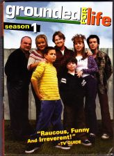Buy Grounded for Life - Season 1 DVD 2006 4-Disc Set - Very Good