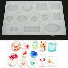 Buy DIY jewelry fashion silicone mold
