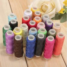 Buy 24 pieces sewing thread mixed