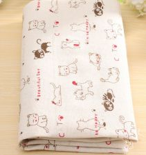 Buy 1 piece Cotton Linen Cloth