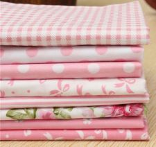 Buy 8 Pieces patterned Fabric 82