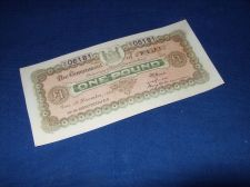 Buy one pound FIJI 1925/ COPY/REPRODUCTION