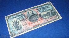 Buy 10 francs 1905 Danish West Indies (Virgin Islands / COPY/laminated/REPRODUCTION