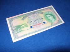Buy 1 pound 1952 Bermuda / copy/REPRODUCTION
