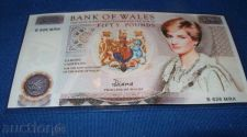 Buy £ 50 / fantasy Diana / WALES/07/29/1981