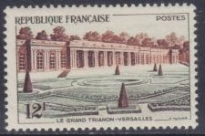 Buy France Versaille mnh 1956