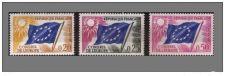 Buy France Conseil de Europa mnh 1963