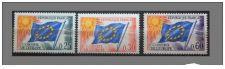 Buy France Conseil de Europa mnh 1965