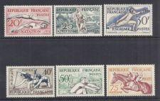 Buy France Sports mnh 1953