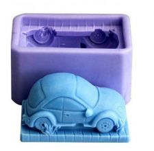 Buy fashion 3D car cake silicone mold