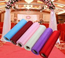 Buy 6 colors to choose tulle tutu wedding dress party decoration