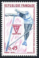 Buy France Junior Athletic Championships mnh 1970