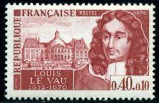 Buy France Louis Le Vau mnh 1970