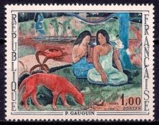 Buy France Painting Gauguin mnh 1968