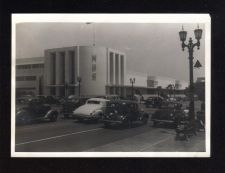 Buy 1939 Black And White Photo Of NBC Studios,Radio City Hollywood,California