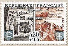 Buy France Anniversary Liberation mnh 1964