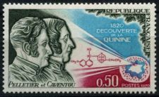 Buy France Discovery of Quinine mnh 1970