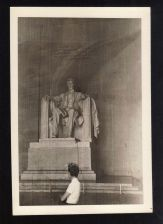 Buy 1939 Black And White Photo Of The Lincoln Memorial,Built 1914-1922