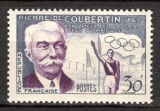 Buy France Olympic Games - Melbourne mnh 1956