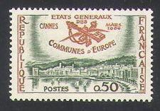 Buy France European Mayors Assembly mnh 1960