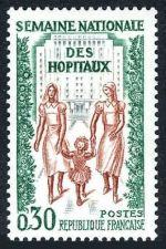 Buy France National Hospitals Week mnh 1962