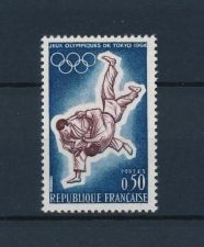 Buy France Olympic Games mnh 1964